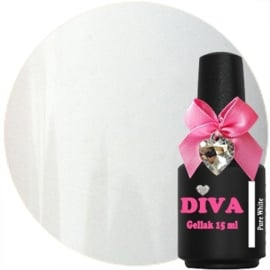 Diva Gellak Pure White 15ml