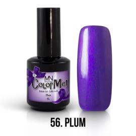 ColorMe 56 - Plum 12 ml Gel Polish