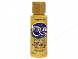 America Yellow Ochre
