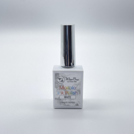 WowBao Marble Ink Polish White 15ml