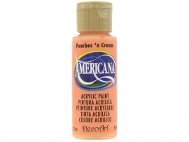 Americana Peaces n Cream