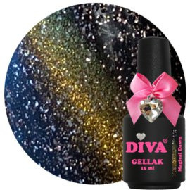 Diva Gellak Cat Eye Magical Dawn 15ml