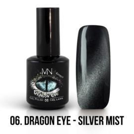 ColorMe! Dragon Eye Effect 06 - Silver Mist 12 ml Gel Polish