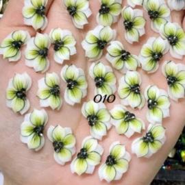 3D Acryl Handgemaakte Bloem 010