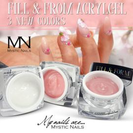 Les Pakket Dag Opleiding Fill & Form Mystic Nails