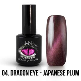 ColorMe! Dragon Eye Effect 04 - Japanese Plum 12 ml Gel Polish