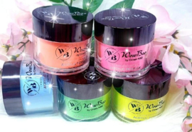 WowBao  Color & Glitter Acrylic Powders