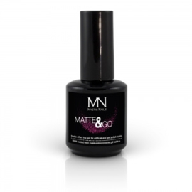 Matte & Go Top Gel