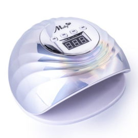 UV/LED Lamp MollyLux 86W - Holo Zilver