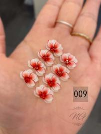3D Acryl Handgemaakte Bloem 009