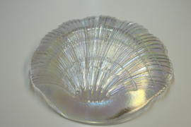 Glass  Shell - Mermaid Shine