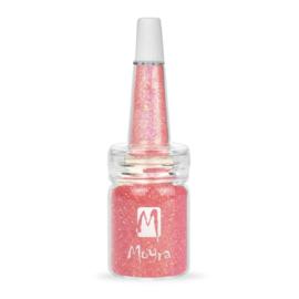 Moyra Glitter in Flesje 11 - Peach/Pink