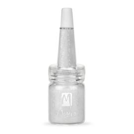 Moyra Glitter in Flesje 18 - Silver