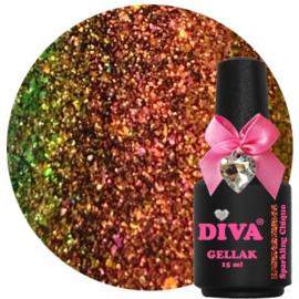 Diva Gellak Sparkling Chique 15ml