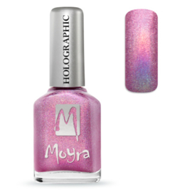 Moyra Nail Polish Holographic 256