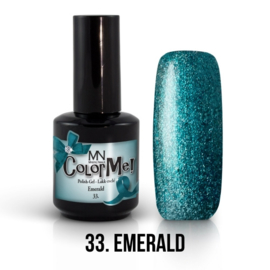 ColorMe 33 - Emerald 12 ml Gel Polish