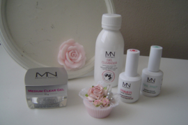 Try out set Medium Clear Gel
