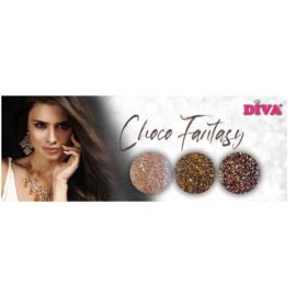 Diamondline Choco Fantasy Collection - 3 delig