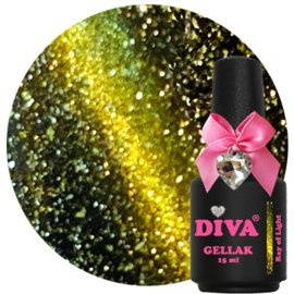 Diva Gellak Cat Eye Ray of Light 15ml