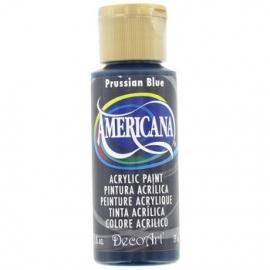 Americana Prussion Blue