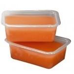 Bak paraffine peach 450 gr