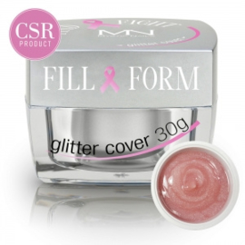 Fill and Form Acrylgel  Glitter Cover 30g