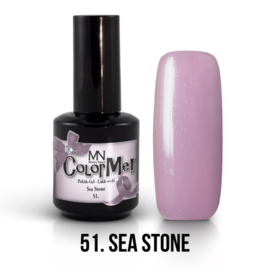 ColorMe 51 - Sea Stone 12 ml Gel Polish