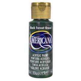 Americana Black Forest Green
