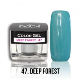 Color Gel 47 - Deep Forest