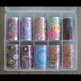 Lianco Foil Box 8