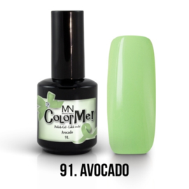 Gel Polish 91 - Avocado 12 ml