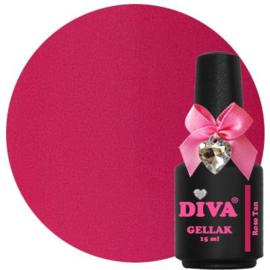 Diva Gellak Rose Tan 15ml
