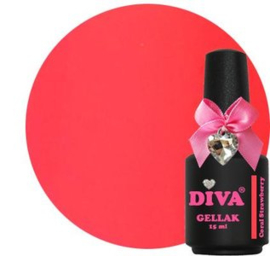Diva Gellak Coral Strawberry 15ml