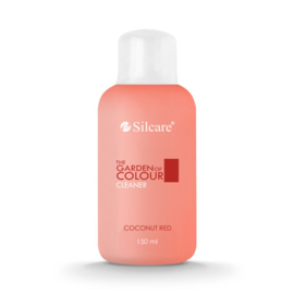 Silcare Cleaner Garden of Color Coconut Red 150 ml