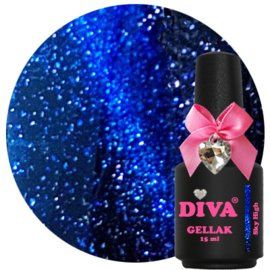 Diva Gellak Cat Eye Sky High 15ml