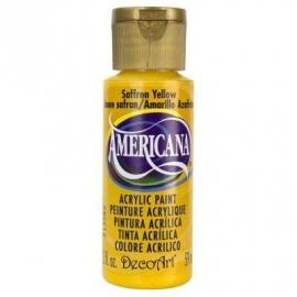 Americana Saffron Yellow