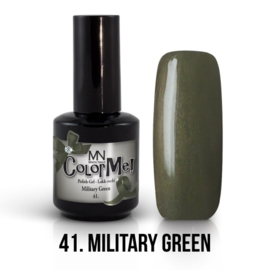 Gel Polish 41 - Military Green 12 ml
