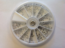 Strass clear ab 1,5 mm