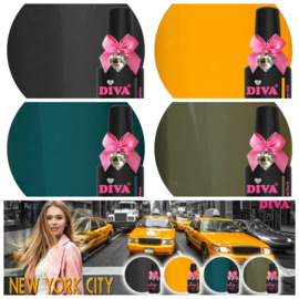 Diva New York City Collection