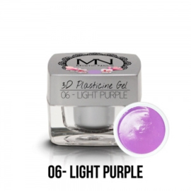 3D Plasticine Gel - 06 - Light Purple - 3,5g