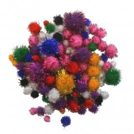 Glitter Pompom