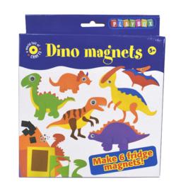 Dino Magneet KnutselSet
