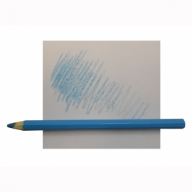 Dik Potlood Lichtblauw