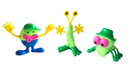 InsteekFiguurtjes Monsters