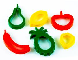 Klei Vormen Fruit