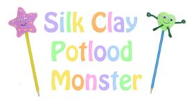 Silclay Pastel Kleuren