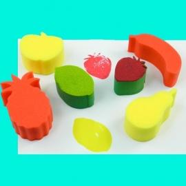 Sponsstempels Fruit