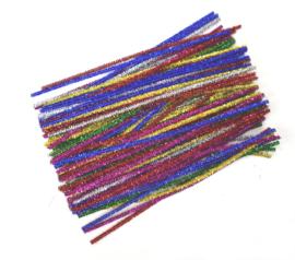 Pijpenragers met Glitter
