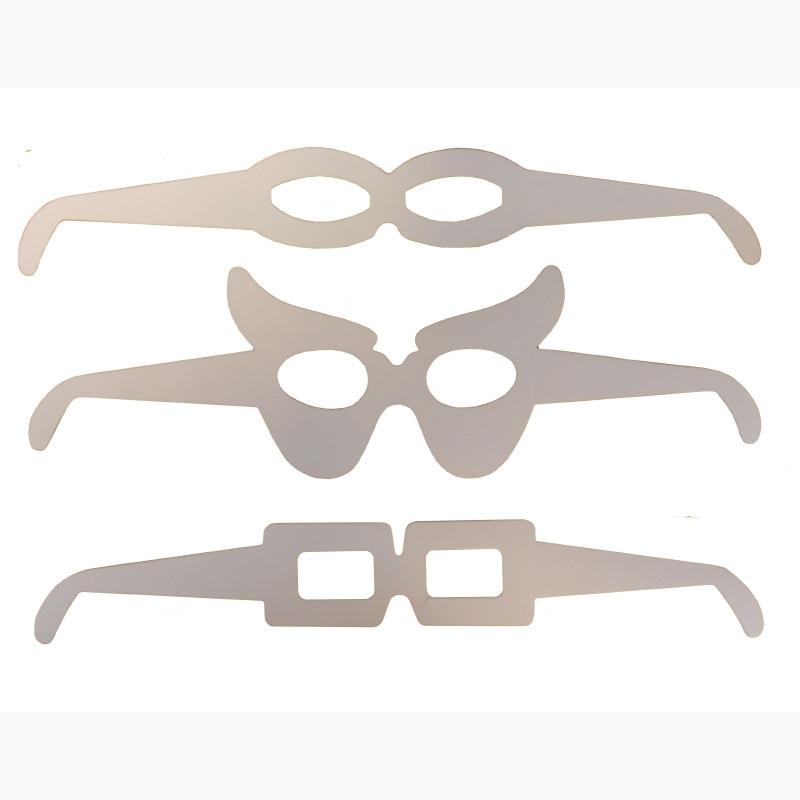 Kartonnen Brillen