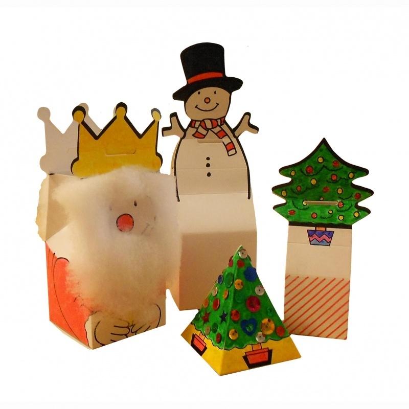 Kerstdoosjes